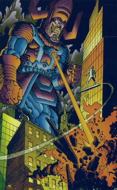 Galactus The Gallery